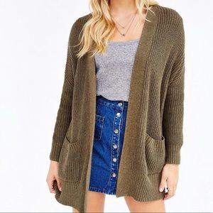 UO BDG Parker Cardigan Sweater